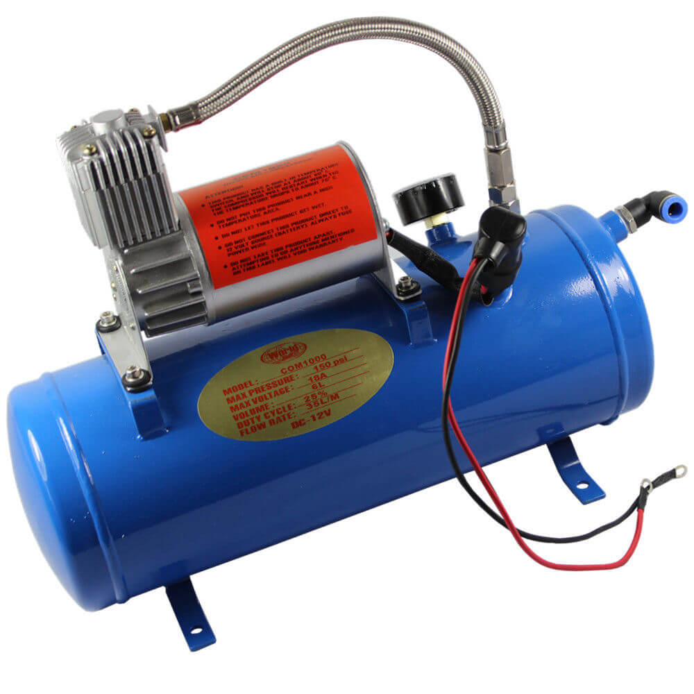 12v air compressor with tank