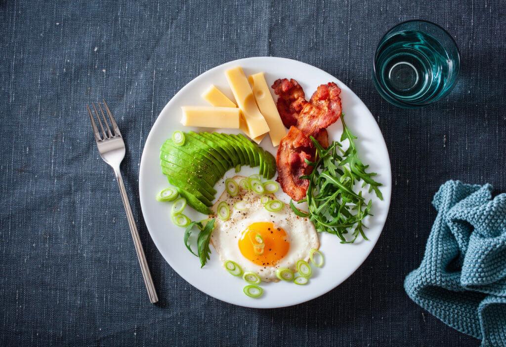 healthy keto breakfast