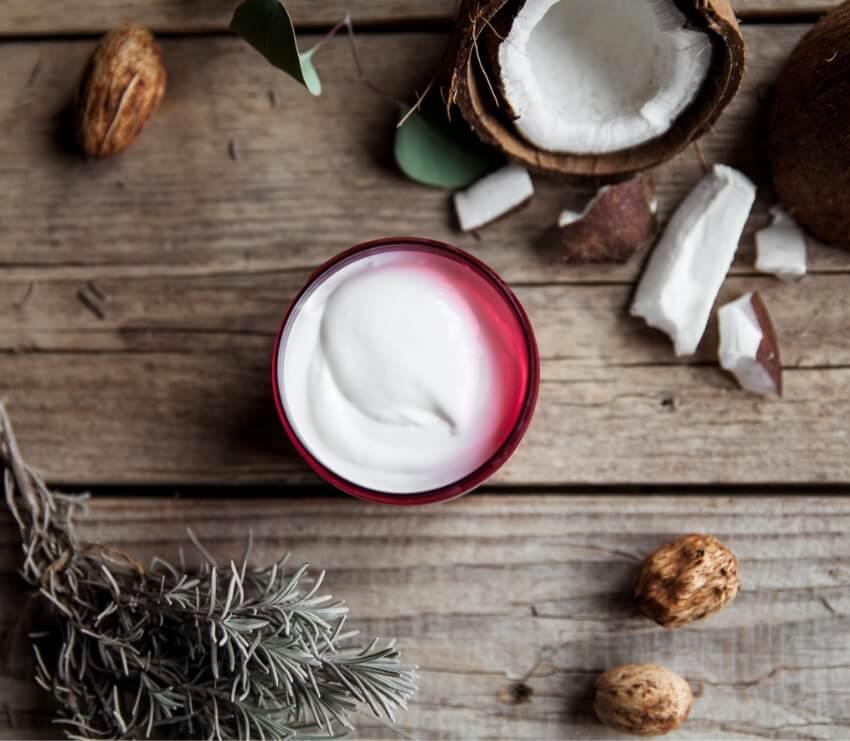 Natural anti-aging cream