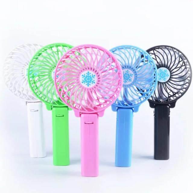hand-held fan
