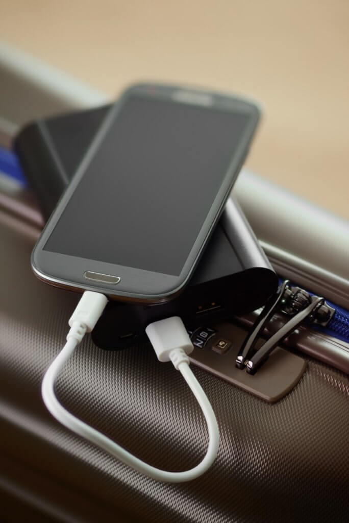 Medium power bank charger