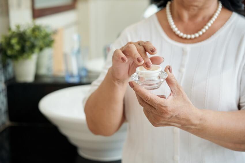Do anti-aging creams work?